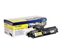 Toner Brother  JAUNE XL TN326