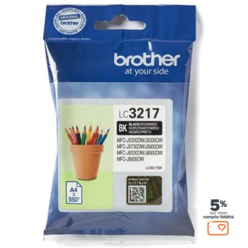 Brother LC3217 Noire