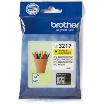 Brother LC3217 Jaune