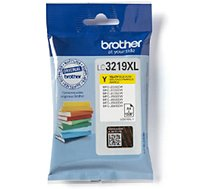 Cartouche d'encre Brother LC3219 Jaune XL