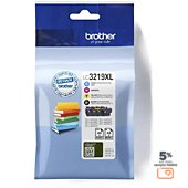 Cartouche d'encre Brother LC3219 N/C/M/J XL