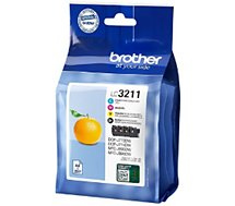 Cartouche d'encre Brother LC3211 (N/C/M/J)