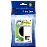 Cartouche d'encre Brother  LC3233 Jaune