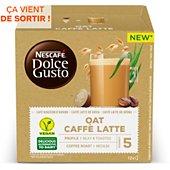 Capsules Nestle CAFFE LATTE AVOINE