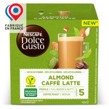 Nestle CAFFE LATTE AMANDE
