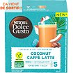 Capsules Nestle CAFFE LATTE COCONUT