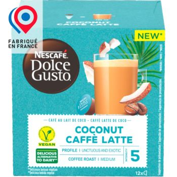 Nestle CAFFE LATTE COCONUT
