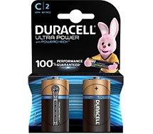 Pile Duracell C B2 ULTRA POWER