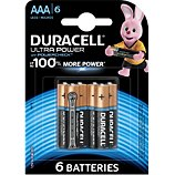 Pile non rechargeable Duracell AAA x6 Ultra Power LR03