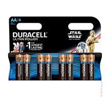 Pile Duracell  AAx8 Ultra LR06 Star Wars