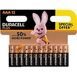 Pile Duracell  AAA X12
