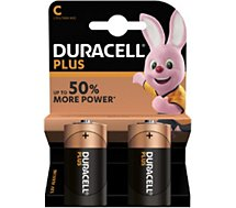 Pile Duracell C / LR14 Plus Power* 2