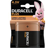 Pile Duracell 4,5 Volts x1 Plus Power