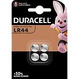 Pile Duracell  LR44 / A76 x4