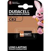 Pile Duracell Ultra Lithium CR2, 1 unité