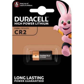 Duracell Ultra Lithium CR2, 1 unité