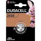 Pile Duracell  2430, 1 unité