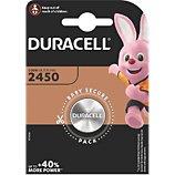 Pile Duracell  lithium 2450, 1 unité