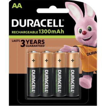 Duracell AA/LR06 PLUS POWER 130 mAh, x4