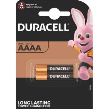 Duracell ULTRA POWER AAAA, pack de 2 unités