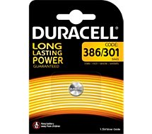 Pile Duracell 386/301