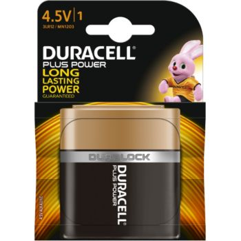 Duracell 4,5 Volts x1 Plus Power