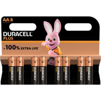Duracell AA X8 PLUS