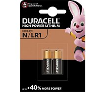 Pile non rechargeable Duracell N - E90 x2
