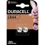 Pile Duracell  LR44/A76, pack de 2 unités