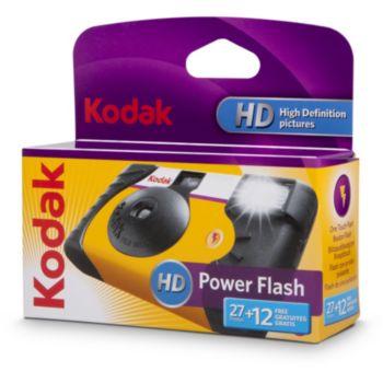 Kodak POWER FLASH 27+12 poses