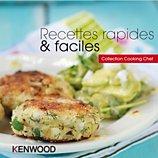 Livre de cuisine Kenwood Recettes rapides & faciles