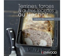 Livre de cuisine Kenwood  Terrines, farces & autres recettes