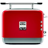 Grille-pain Kenwood  TCX751RD kMix Rouge