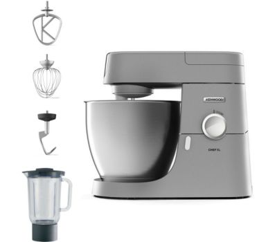 Robot pâtissier Kenwood KVL4110S Chef XL Silver