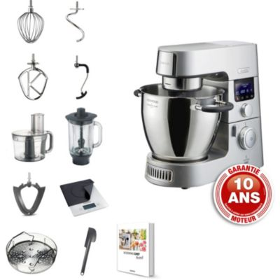 Location ROBOT CUISEUR KENWOOD COOKING CHEF MAJOR GOURMET KCC9063S