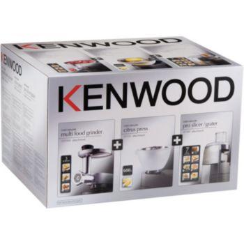 Kenwood KAM353ME Kit 3 accessoires KAX950 +