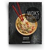 Livre de cuisine Kenwood Livre Woks et Sautés pour Kcook Multi