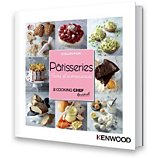 Livre de cuisine Kenwood  200 Patisseries /pains /Viennoiseries