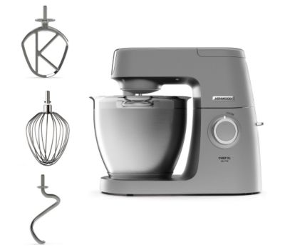 Robot pâtissier Kenwood KVL6305S Chef XL Elite