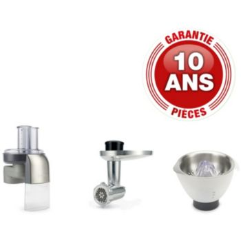 Kenwood KAM365ME Kit Hachoir/Rape/Presse agrumes