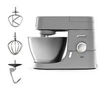Robot pâtissier Kenwood  KVC3105S Chef silver