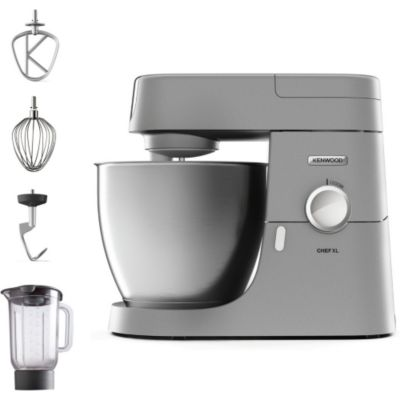 Location Robot pâtissier Kenwood KVL4115S Chef XL Silver