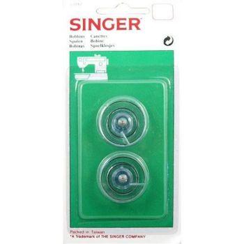 Singer Blister 2 canettes automatiques