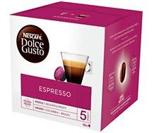 Capsules Nestle  Nescafé Espresso Original Dolce Gusto