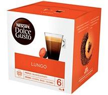 Dosettes exclusives Nestle  Nescafé Lungo Dolce Gusto
