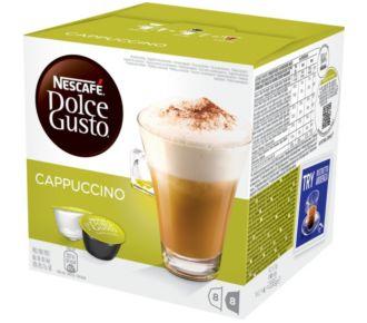 Nestle Nescafé Cappuccino Dolce Gusto