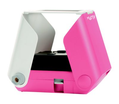 Imprimante photo portable Tomy Kiipix Rose