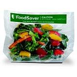 Sac de conservation Food Saver FVB002X : 16 sacs micro-onde fond plat