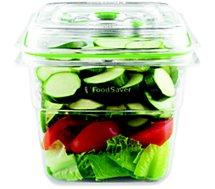 Boîte de conservation Food Saver FFC008X Boîte fraîcheur 1,9 L