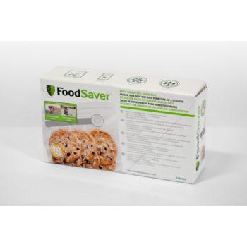 Food Saver FVB015X-01 sacs avec fermeture zip